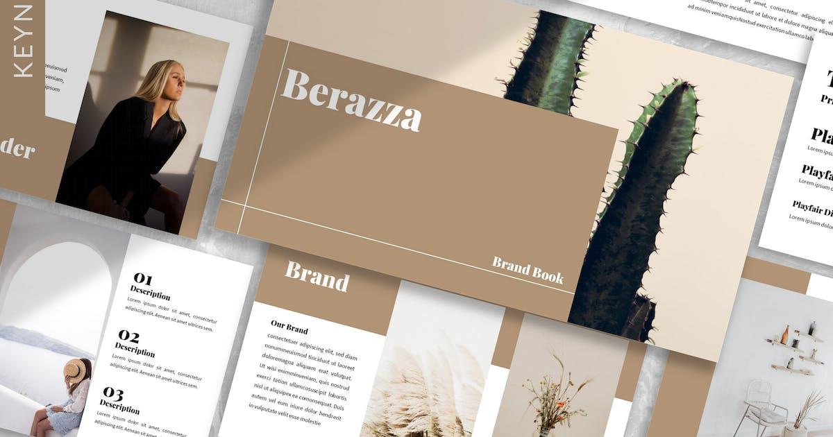 Download Berraza - Brandbook Keynote Template by designesto