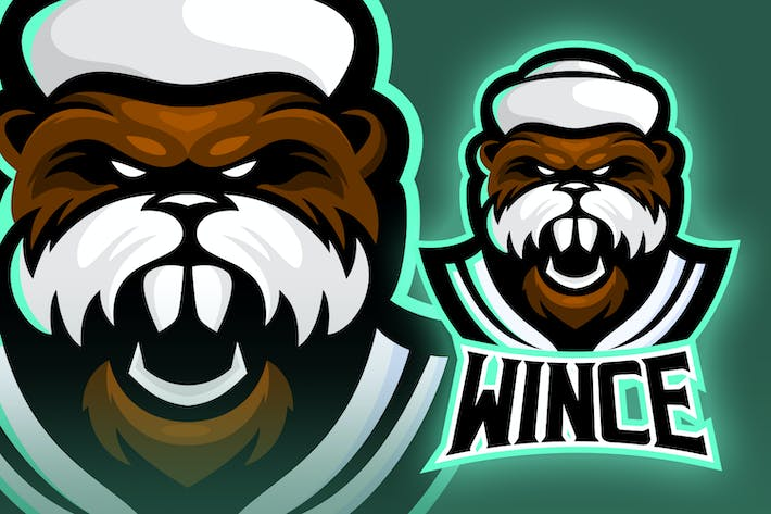 Thumbnail for Angry Squirrel Esport Logo