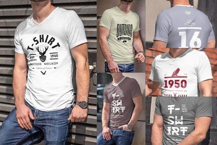 T-Shirt Mock-up 5