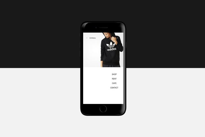 Thumbnail for eCommerce - Clothing App Template