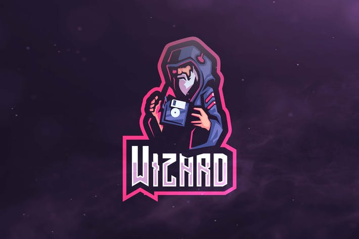 Thumbnail for Wizardisk Sport and Esports Logos