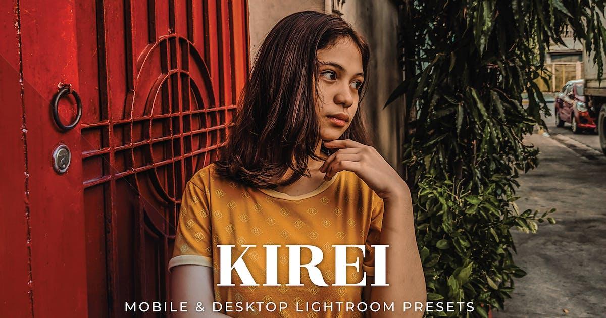 Download Kirei Mobile and Desktop Lightroom Presets by Laksmitagraphics