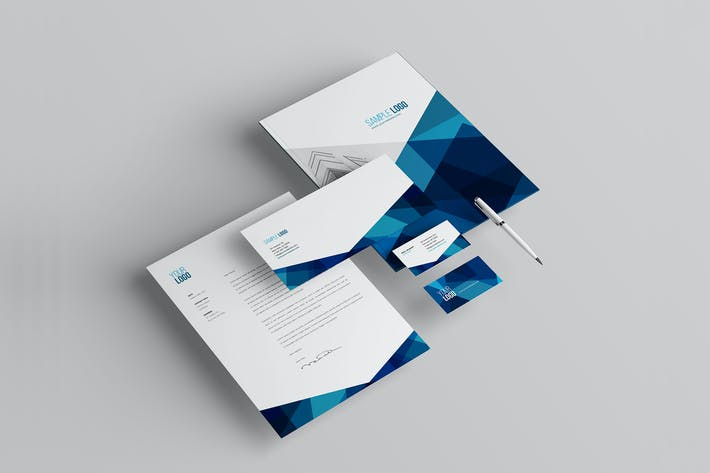 Thumbnail for Abstract Architecture Stationery