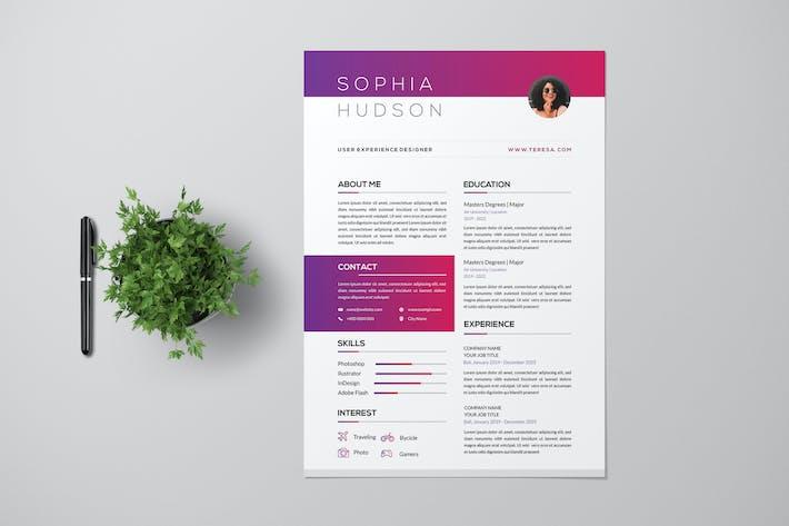 Female UX Designer