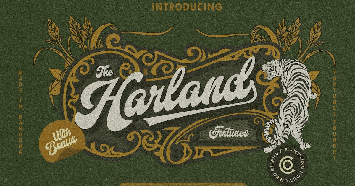 Download Harland VIntage & Cartoon Pack by celciusdesigns