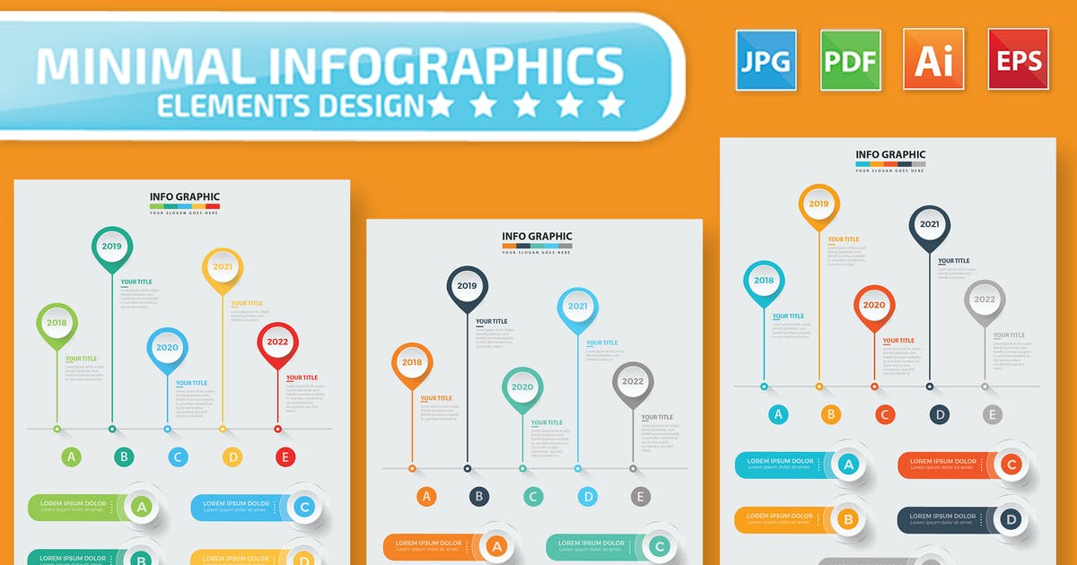 Download Timeline Infographic Design by mamanamsai