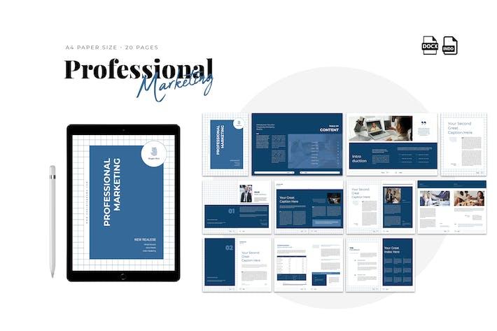 Thumbnail for Proposition d'entreprise