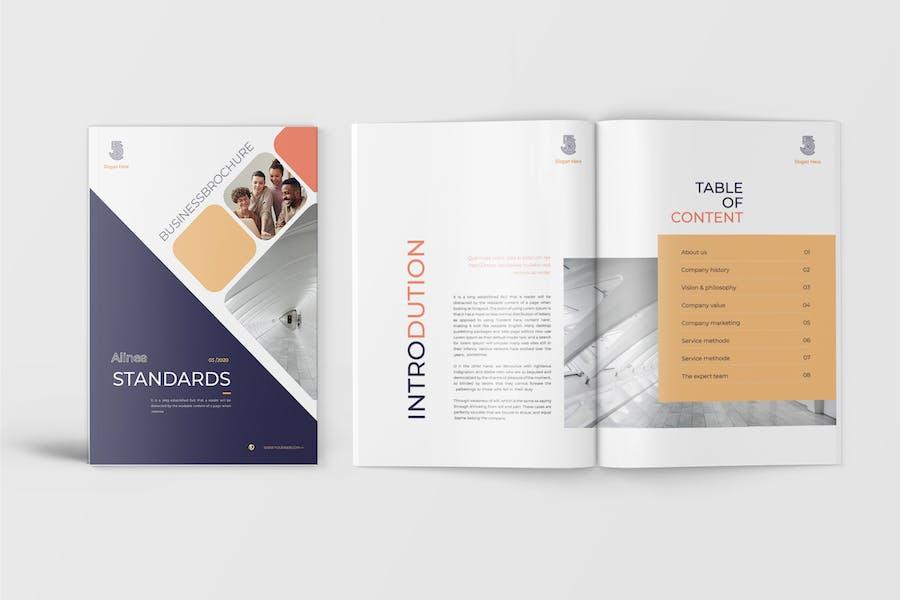 Felia - Business Brochure
