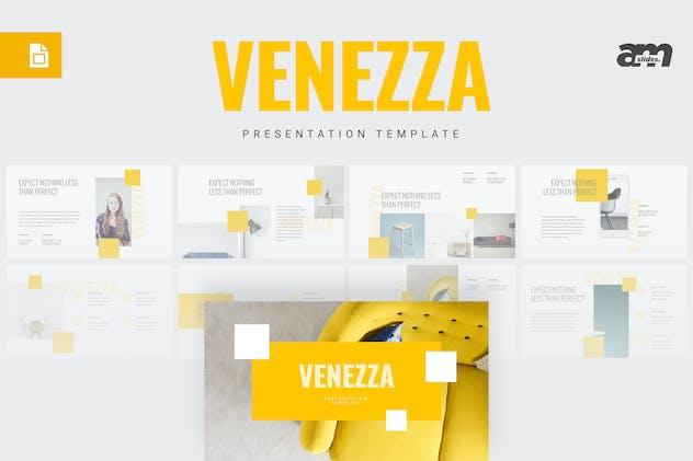 Venezza - Google Slides Template