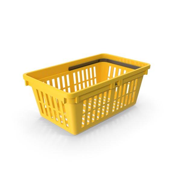 Thumbnail for Yellow Shopping Basket