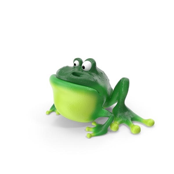 Thumbnail for Cartoon Frog