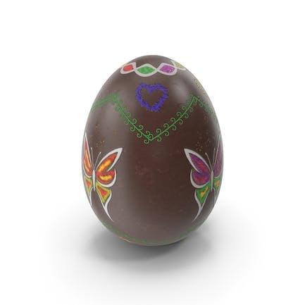 Osterei-Schokoladen-