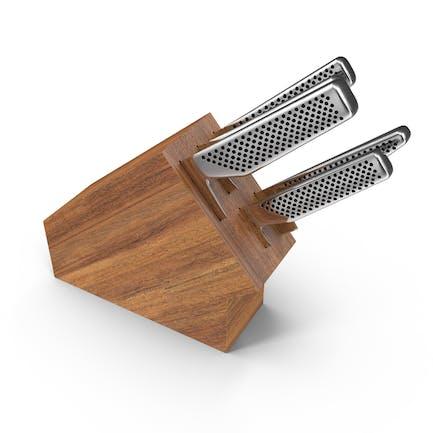 Bloque de cuchillos