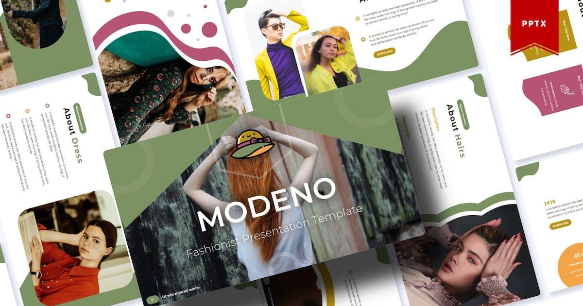 Download Modeno   Powerpoint Template by Vunira