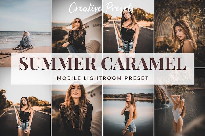 Thumbnail for Summer Mobile-Destkop Lightroom Presets
