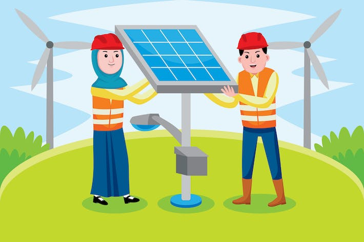 Thumbnail for Solar Engineer Profession