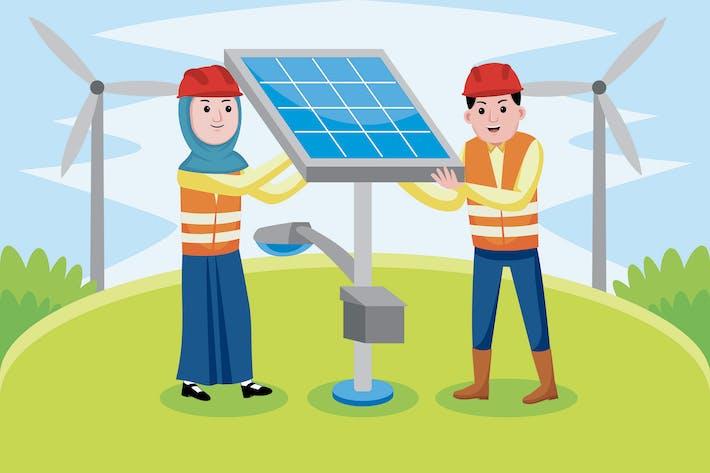 Solar Engineer Profession
