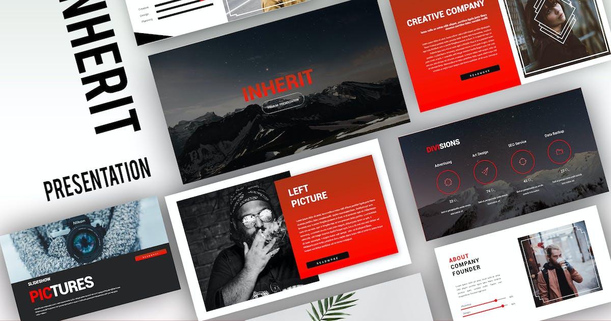 Download Inherit Creative Powerpoint by Fourtyonestd