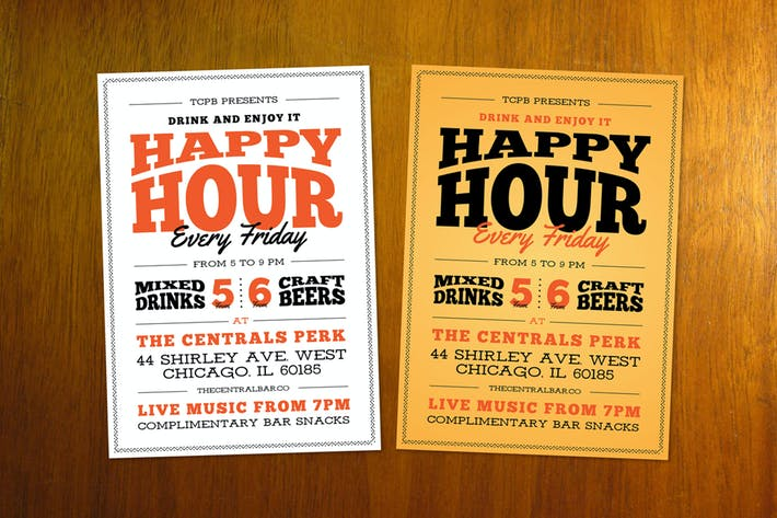 Thumbnail for Typography Happy Hour