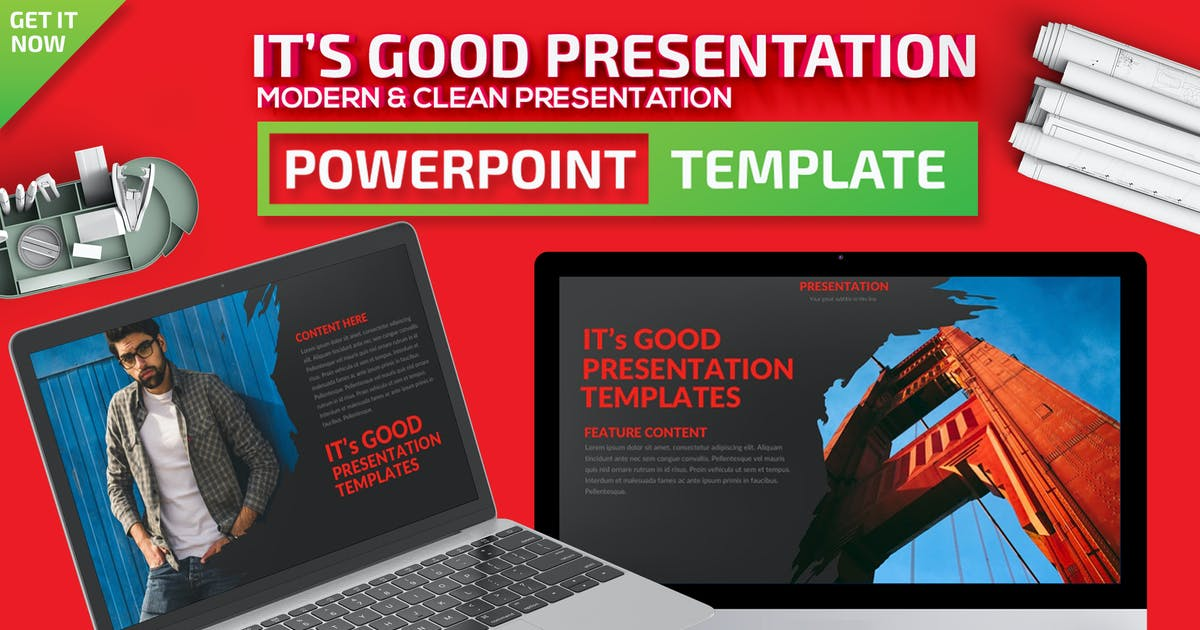 It's Good Powerpoint Presentation by mamanamsai