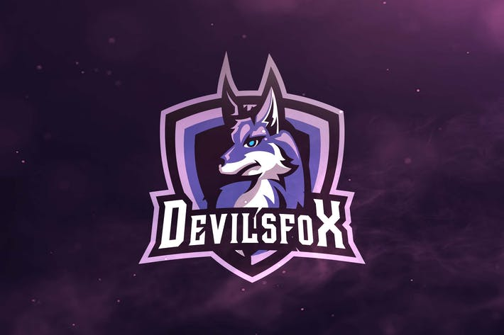 Thumbnail for Devils Fox Sport and Esports Logos