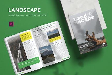 Landscape Magz - Magazine