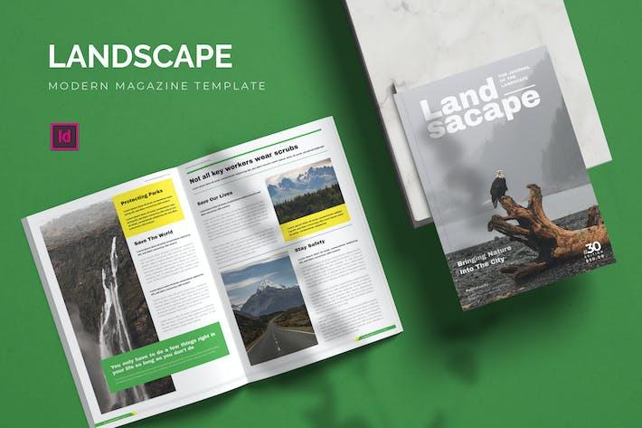 Thumbnail for Landscape Magz - Magazine