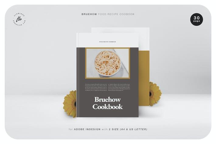 Bruehow Food Recipe Cookbook