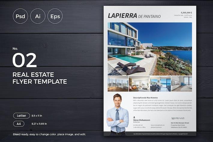 Thumbnail for Slidewerk - Real Estate Flyer 02