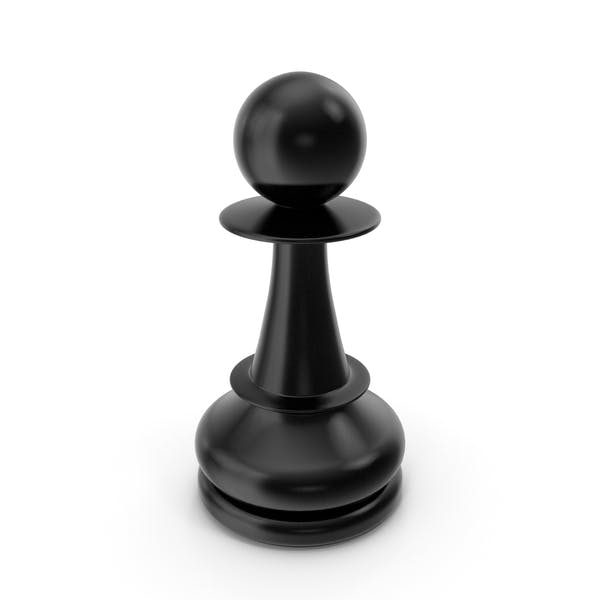 Thumbnail for Chess Pawn Black