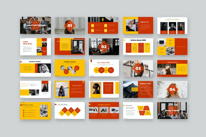 Thumbnail for Orange - Presentation