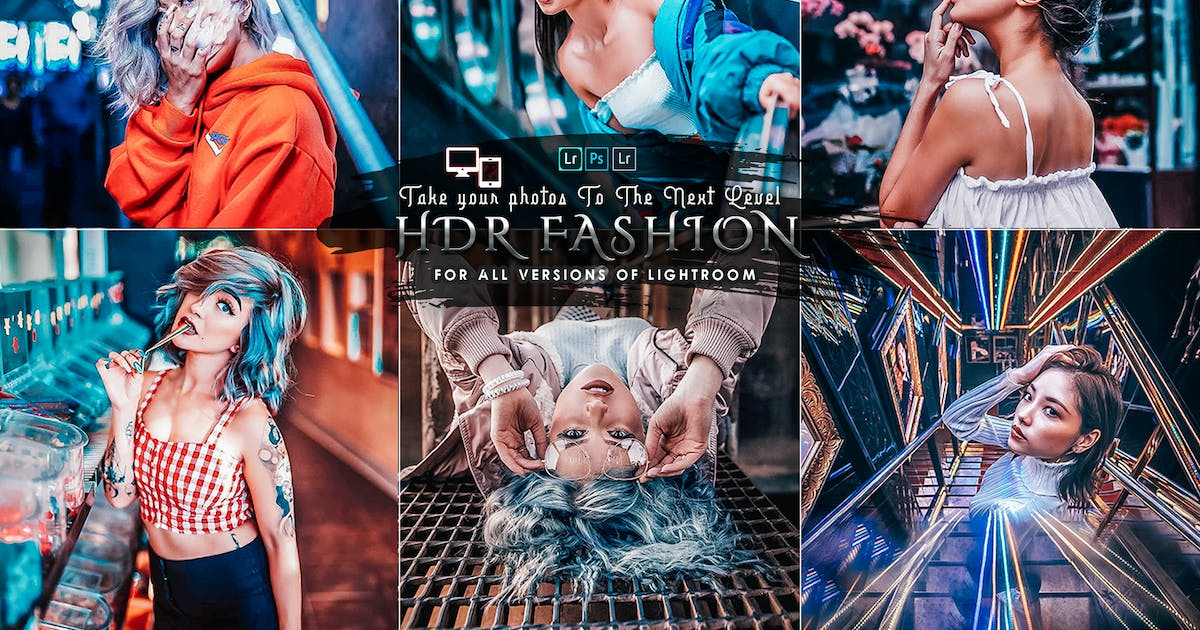 Download HDR Fashion presets Mobile and Desktop by 2lagus
