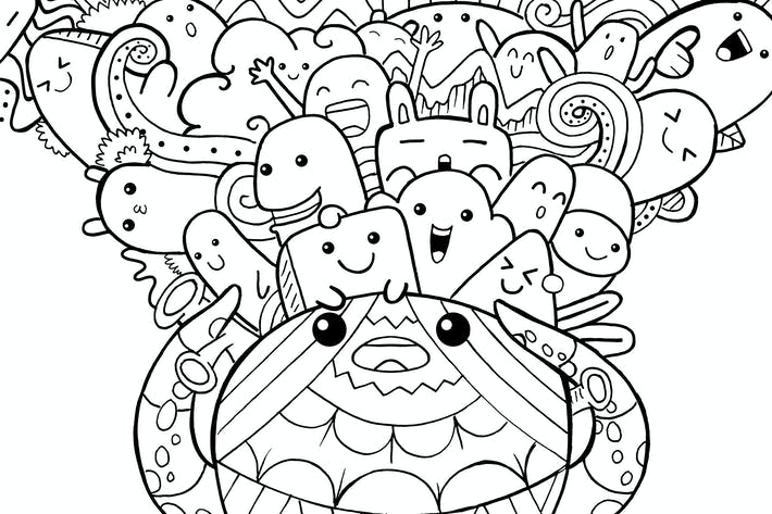Thumbnail for Octopus Doodle
