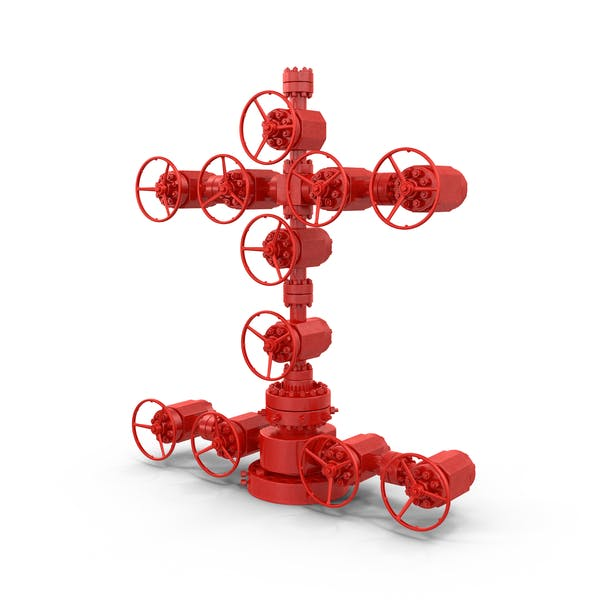 Cover Image for Industrial Wellhead Christmas Tree