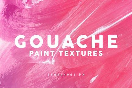 Gouache Minimalist Textures