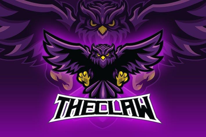 Thumbnail for Flying Owl Esport Logo