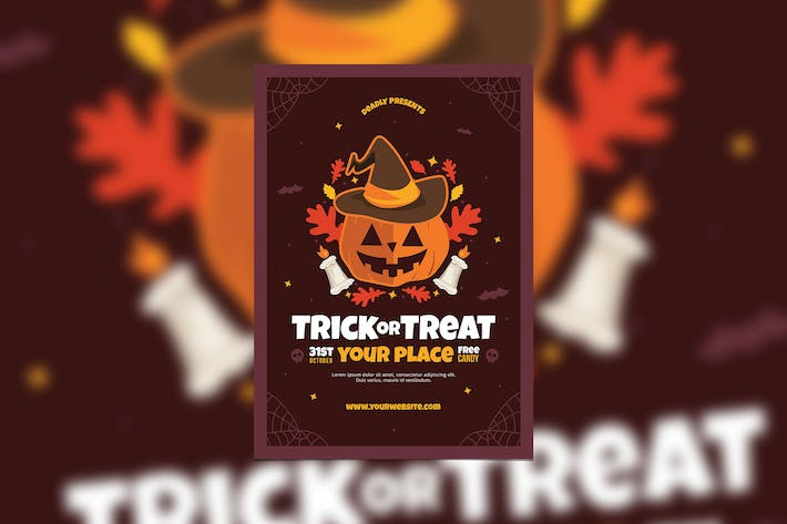 Thumbnail for Halloween Trick Or Treat