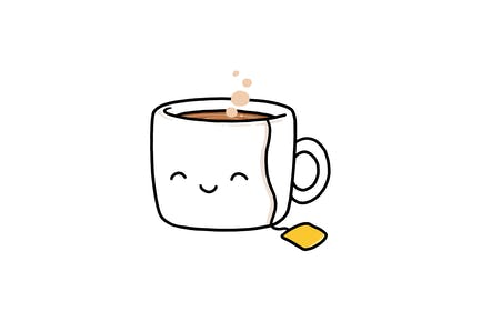 Smile Coffee - Charakter RG