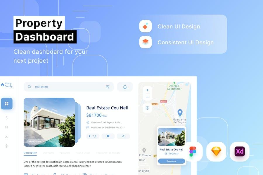 Property Dashboard