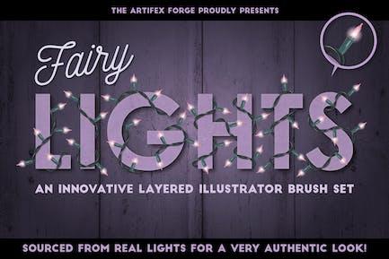 Fairy Light Brushes
