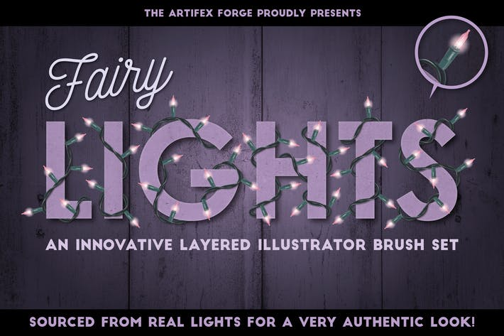 Thumbnail for Fairy Light Brushes