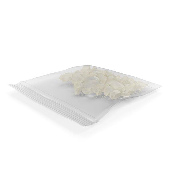 Small Bag of Crystal Meth