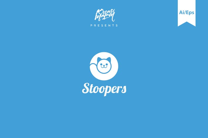 Thumbnail for Stoopers Logo Template