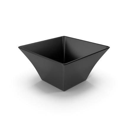 Ceramic Bowl Black