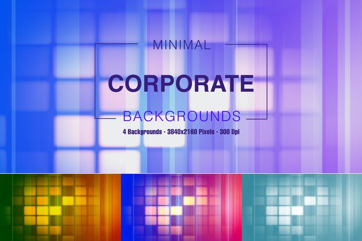 Thumbnail for Corporate Background