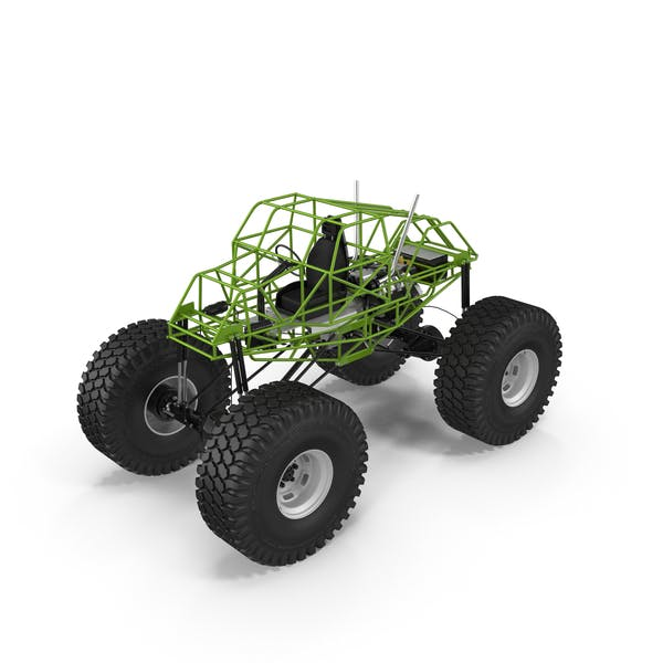 Thumbnail for Monster Truck Chassis