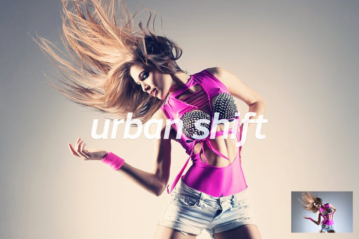 Cover Image For Urban Shift Action