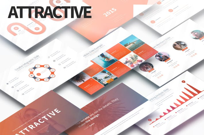 Thumbnail for ATTRACTIVE – Multipurpose PowerPoint Presentation