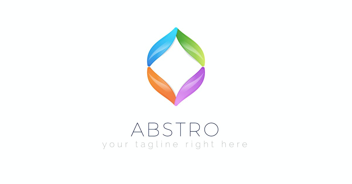 Download Abstro - Abstract Logo Template by ThemeWisdom