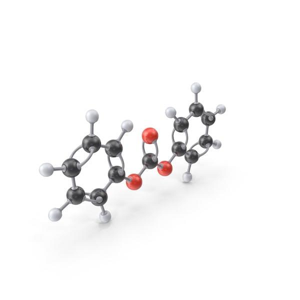 Diphenyl Carbonate Molecule